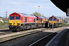 30 April 2013 :: Stabled at Didcot is 66097, 66140 & 66087