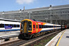23 April 2013 :: 159019 along with 158888 at Waterloo departing with 1L29 the 1120 to Exeter St Davids