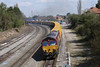 30 April 2013 :: 66176 passing through Princes Risborough on 6A58 from Calvert to Northolt