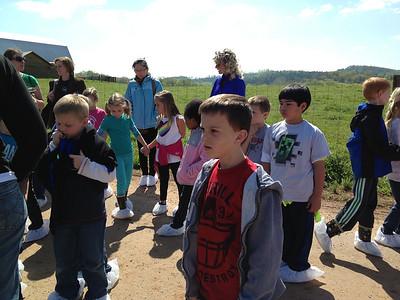 April 25 - Quinn Field Trip To Farm
