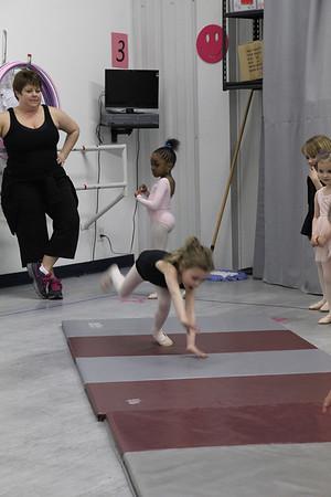 April Dance Parent watch