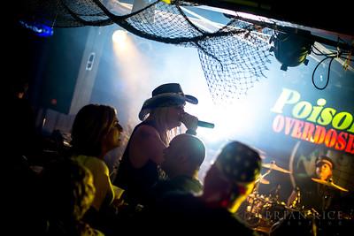Poison Overdose at Jerry's Bait Shop 04.06.13