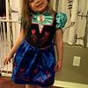 My precious princess granddaughter Addie