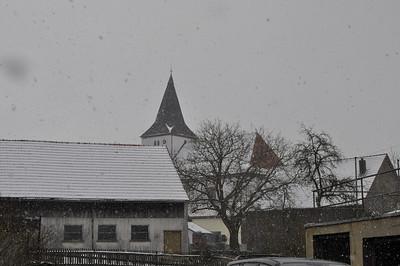 around town (Trautmannshofen etc)