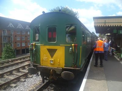 Mid Hants Railway & Aldershot, 3rd August 2013