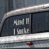 SMOKE SIGN