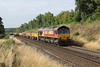 23 August 2013 :: 66177 near Litchfield Tunnel with  6Y41 from Eastleigh yard to Hoo Junction