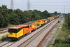 29 August 2013 :: Finally the Colas crane within 6X44 the engineers train from Bescot to Toton at North Staffs Junction