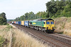 23 August 2013 :: 66517 at Litchfield with 4M55 from Southampton to Lawley Street