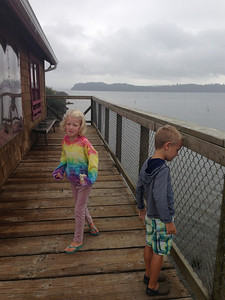 Willapa Bay Interpretive Center. Brr