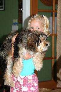 Amelia loves Sasha :)