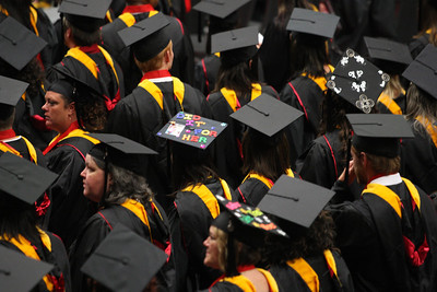 2013 Summer GWU Commencement 3pm