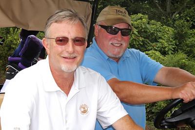 Alumni Golfing Event; August 2013.
