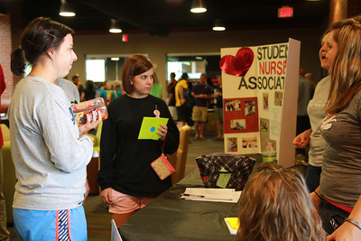 Fall Club / Organization Fair 2013.