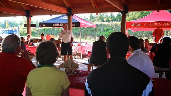 Lake James Alumni Event, Summer 2013.