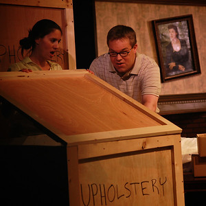 Rummaging for Will; Theatre photos 2013.