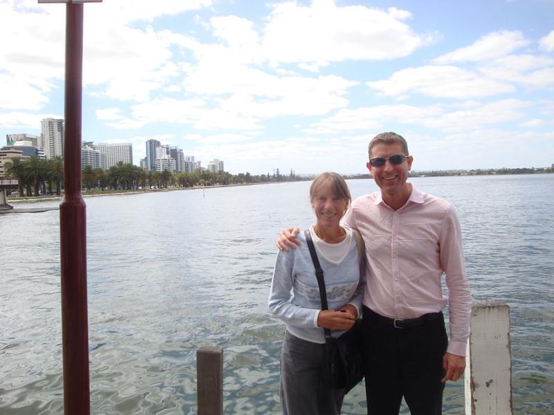 Perth Cheryl & AK