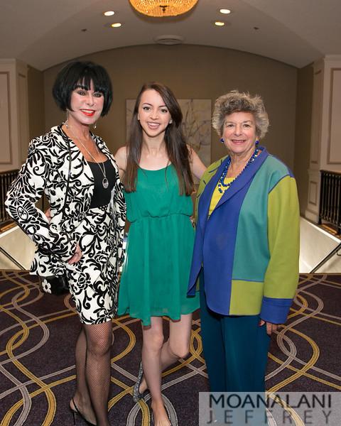 1-7063 Marilyn Cabak, Lily Shouldice, Delia Ehrlich
