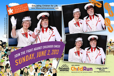 BC Children's Hospital Foundation, 28th Annual Child Run