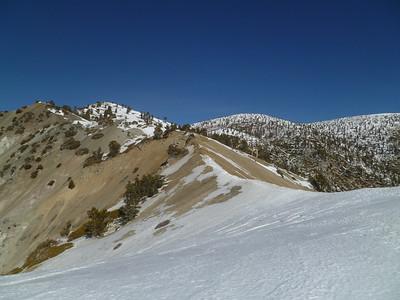 Baldy via Bear Canyon, Jan 19, 2013