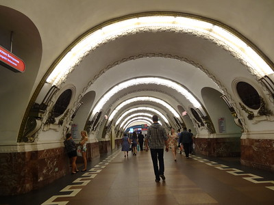 csw3St. Petersburg subway, St. Petersburg, Russia
