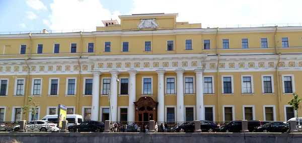 csw4Yusupov Palace, St. Petersburg, Russia