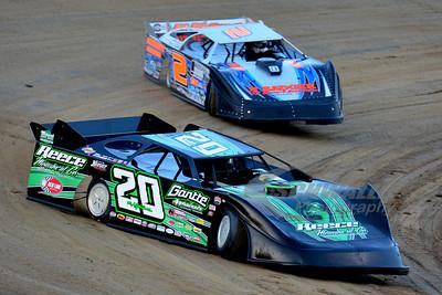 20 Jimmy Owens and 2 Brady Smith
