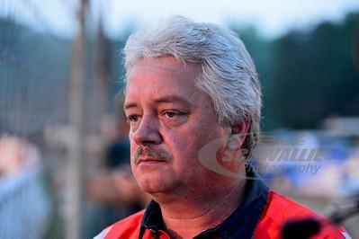 John Blankenship crew member - Bo Hickey