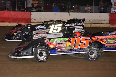 115 Brandon Smith and 15 Steve Francis