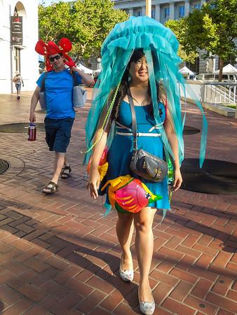 Emily's costumes are always amazing!