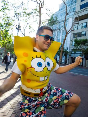 SPONG BOB … square pants!