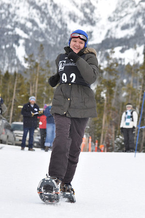 Big Sky Area Winter Games