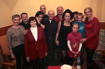 2013-12-21 Bile Vanoce Lucie Bile - Brezno