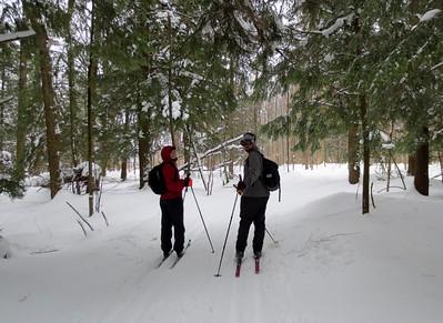 Black River Ski Trip