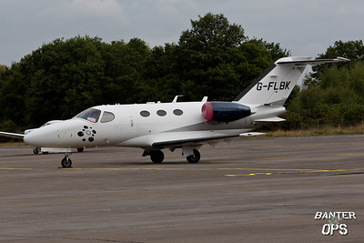 Cessna Citation 510 G-FBLK