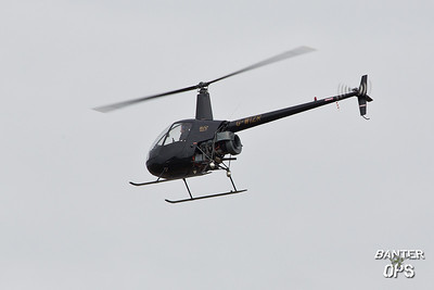 Robinson R-22 G-WIZR