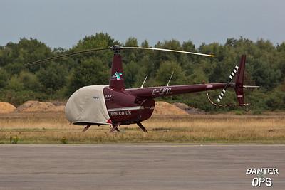 Robinson R-44 G-LHXL