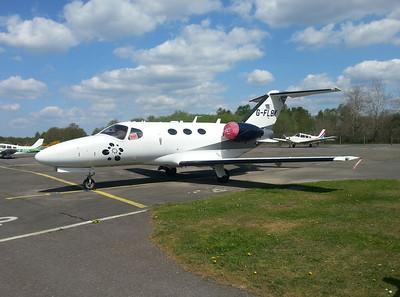 Cessna Citation 510 G-SSLM