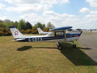 Reims Cessna F152 G-CDTX