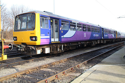 144010 at Neville Hill.