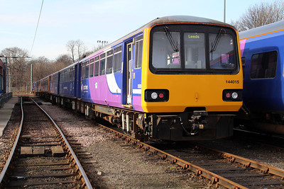 144015 at Neville Hill.