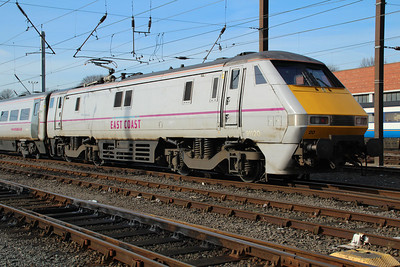 91120 at Neville Hill.