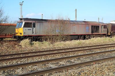60099 Warrington Arpley Yard.