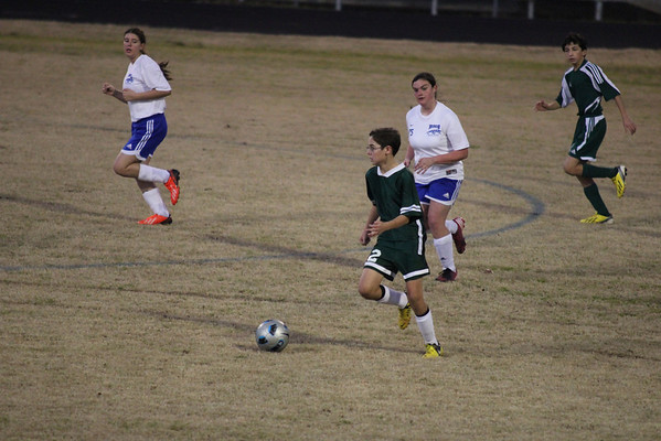 Boys Soccer JV and V (Buckeye)