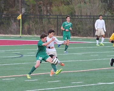 Boys Soccer (Quarterfinals)