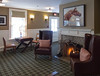 Bretton Arms Inn, living room