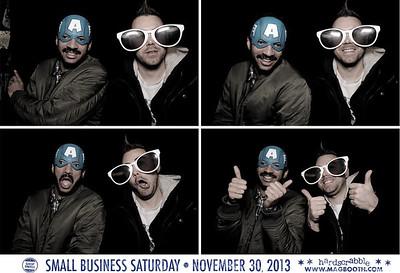 CHI 2013-11-30 Small Business Saturday