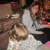 MERRILL & ELLIE OPENING GIFTS