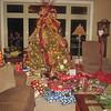 GRANDMA'S CHRISTMAS TREE IS GORGEOUS