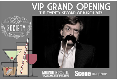 CLE 2013-03-22 Society Lounge's VIP Grand Opening